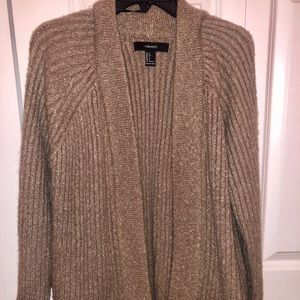 ‼️SALE‼️ Forever 21 Oversized Cable Knit Cardigan